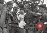 Image of American prisoners of war liberated from Japanese prison camp Guimba Philippines, 1945, second 30 stock footage video 65675062320