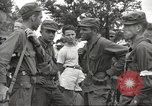 Image of American prisoners of war liberated from Japanese prison camp Guimba Philippines, 1945, second 31 stock footage video 65675062320