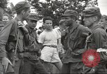 Image of American prisoners of war liberated from Japanese prison camp Guimba Philippines, 1945, second 32 stock footage video 65675062320