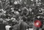 Image of American prisoners of war liberated from Japanese prison camp Guimba Philippines, 1945, second 50 stock footage video 65675062320