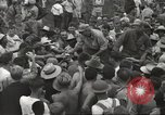 Image of American prisoners of war liberated from Japanese prison camp Guimba Philippines, 1945, second 52 stock footage video 65675062320