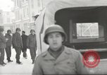 Image of United States soldiers Thionville France, 1945, second 7 stock footage video 65675062326