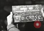 Image of French Red Cross workers Thionville France, 1945, second 1 stock footage video 65675062327