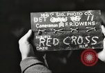 Image of French Red Cross workers Thionville France, 1945, second 3 stock footage video 65675062327