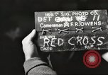 Image of French Red Cross workers Thionville France, 1945, second 4 stock footage video 65675062327