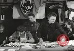 Image of French Red Cross workers Thionville France, 1945, second 11 stock footage video 65675062327