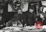 Image of French Red Cross workers Thionville France, 1945, second 18 stock footage video 65675062327