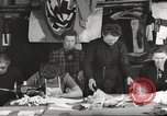 Image of French Red Cross workers Thionville France, 1945, second 19 stock footage video 65675062327