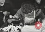 Image of French Red Cross workers Thionville France, 1945, second 33 stock footage video 65675062327