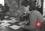 Image of French Red Cross workers Thionville France, 1945, second 50 stock footage video 65675062327