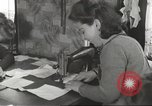 Image of French Red Cross workers Thionville France, 1945, second 51 stock footage video 65675062327