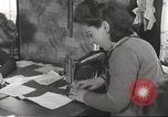 Image of French Red Cross workers Thionville France, 1945, second 52 stock footage video 65675062327