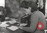 Image of French Red Cross workers Thionville France, 1945, second 54 stock footage video 65675062327
