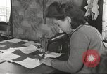 Image of French Red Cross workers Thionville France, 1945, second 56 stock footage video 65675062327