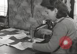 Image of French Red Cross workers Thionville France, 1945, second 57 stock footage video 65675062327