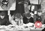 Image of French Red Cross workers Thionville France, 1945, second 59 stock footage video 65675062327
