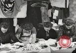 Image of French Red Cross workers Thionville France, 1945, second 62 stock footage video 65675062327