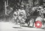 Image of Japanese attack Manila Philippines, 1945, second 8 stock footage video 65675062330