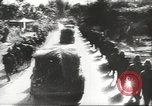 Image of Japanese attack Manila Philippines, 1945, second 45 stock footage video 65675062330