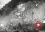 Image of Japanese attack Manila Philippines, 1945, second 49 stock footage video 65675062330