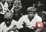 Image of Filipino tribal people Philippines, 1945, second 10 stock footage video 65675062336