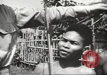 Image of Filipino tribal people Philippines, 1945, second 46 stock footage video 65675062336