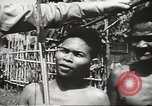 Image of Filipino tribal people Philippines, 1945, second 48 stock footage video 65675062336