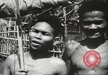 Image of Filipino tribal people Philippines, 1945, second 50 stock footage video 65675062336