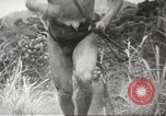Image of Filipino tribal people Philippines, 1945, second 56 stock footage video 65675062336