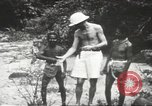 Image of Filipino tribal people Philippines, 1945, second 60 stock footage video 65675062336
