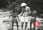 Image of Filipino tribal people Philippines, 1945, second 61 stock footage video 65675062336