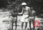 Image of Filipino tribal people Philippines, 1945, second 62 stock footage video 65675062336