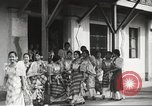 Image of Filipino women Philippines, 1945, second 27 stock footage video 65675062337