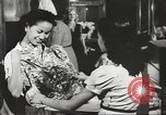 Image of Filipino women Philippines, 1945, second 39 stock footage video 65675062337