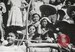 Image of Filipino women Philippines, 1945, second 49 stock footage video 65675062337