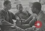 Image of American prisoners of war Philippines, 1945, second 19 stock footage video 65675062342