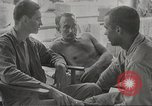 Image of American prisoners of war Philippines, 1945, second 20 stock footage video 65675062342