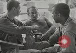 Image of American prisoners of war Philippines, 1945, second 21 stock footage video 65675062342