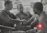 Image of American prisoners of war Philippines, 1945, second 22 stock footage video 65675062342