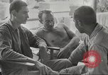 Image of American prisoners of war Philippines, 1945, second 23 stock footage video 65675062342