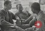 Image of American prisoners of war Philippines, 1945, second 24 stock footage video 65675062342