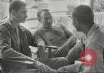 Image of American prisoners of war Philippines, 1945, second 25 stock footage video 65675062342