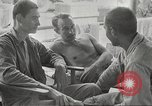 Image of American prisoners of war Philippines, 1945, second 26 stock footage video 65675062342