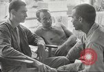 Image of American prisoners of war Philippines, 1945, second 27 stock footage video 65675062342