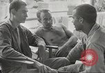 Image of American prisoners of war Philippines, 1945, second 28 stock footage video 65675062342