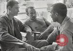 Image of American prisoners of war Philippines, 1945, second 29 stock footage video 65675062342