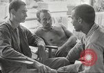 Image of American prisoners of war Philippines, 1945, second 30 stock footage video 65675062342
