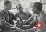 Image of American prisoners of war Philippines, 1945, second 31 stock footage video 65675062342