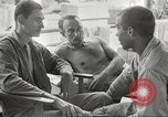 Image of American prisoners of war Philippines, 1945, second 33 stock footage video 65675062342