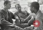 Image of American prisoners of war Philippines, 1945, second 34 stock footage video 65675062342